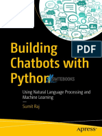 [Building Chatbots with Python 1st Edition].Pdf