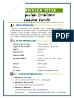 Curriculum Eddy Joel