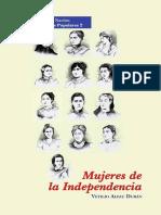 Mujeres de la independencia Rep. Dom.