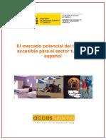 Mercado Potencial Turismo Accesible