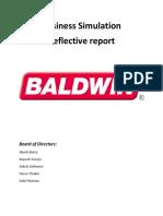 UPDATED-Reflective Report Grp02 Baldwin