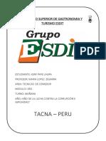 Vajilla Informe - Copia