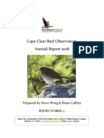 Cape Clear Bird Obs Annual Report 2018