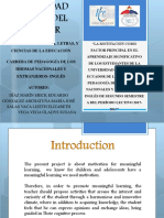 Presentacion Psicologia Aprendizaje Significativo