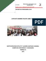 PERSONERÍA 2019 ajustes