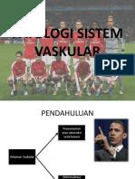 Patologi Sistem Vaskular