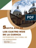 Centro Histórico de Santa Ana