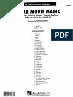 [CB-SP].Pixar.Movie.Magic.-.arr.Michael.Brown.pdf
