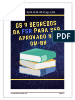 9 segredos
