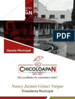 Bando Municipal Chicoloapan