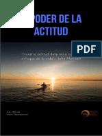 El Poder de La Actitud en El Logro de Los Objetivos - Jose Villarroel