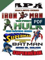 Avengers Logos