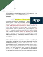 CORRECIONES DEMANDA YOSCAROL.docx