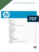 VMware3 StorageWorks BestPractice