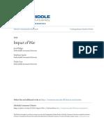 Impact of War