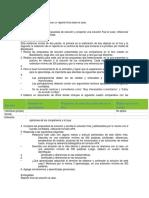 Evidencia I MCD