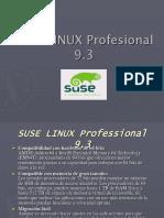 Sistema Operativo Linux Suse