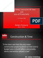 Resolving Delay, Extensions of Time and Loss of Productivity (2009).pdf
