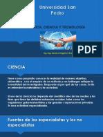 Ética , Ciencia y Tecnológia