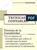 02tecnicas Contables 130702145323 Phpapp01