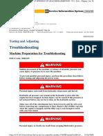 Evalucion de Transmision r1600g