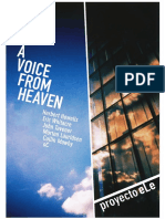 proyectoeLe - A Voice From Heaven II - Dossier