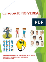 Lenguaje No Verbal...... Clase de 7 a y b