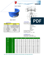 CI Wafer Check Valve Ikono