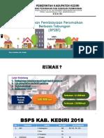 Bantuan Pembiayaan PerumahanBerbasis Tabungan(BP2BT)