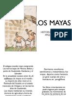 A-los Mayas Preclasico y Clasico PDF