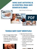 Perawatan BBLR-bagi Keluarga