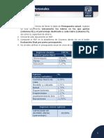 Presupuesto anual, Finanzas personales