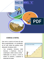 CLASE N°   CURVAS DE NIVEL A