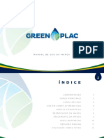Greenplac - Manual de Marca