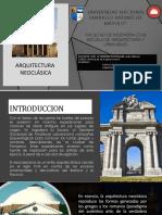 Arq. Neoclasica 2.0