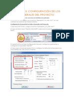 ACTIVIDAD 5 Configuracion General de Datos Del Proyecto