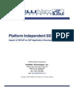 Platform Independent Ss 7