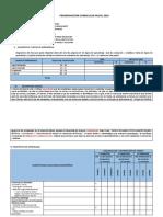 Planificac. Curricular Anual Dpcc
