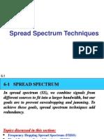 Spread Spectrum Techniques FHSS