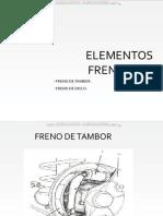 Curso Elementos Frenantes