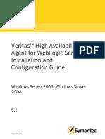 VHA WebLogic Agent