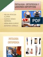 Patologia ortopedica y lesiones deportivas