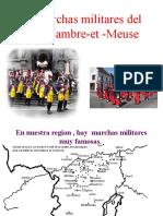 Las Marchas militares