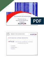 Alstom RTU