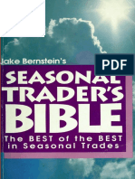 Jake Bernstein's Seasonal Trader's Bible - The Best of the Best in Seasonal Trades - Jake Bernstein (1996).pdf