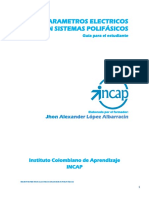 Parametros Electricos Sistemas Polifasicos