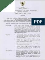 SKKNI 2009-322 (Pengolahan Akhir Tekstil Sub Bidang Pencelupan Benang dan Kain).pdf