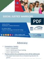 LOP332 Social Justice Warriors Audrey Nichols