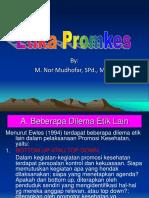 Etika Promkes