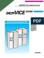 SAM0060 Fridge Freezer Maintance Manual